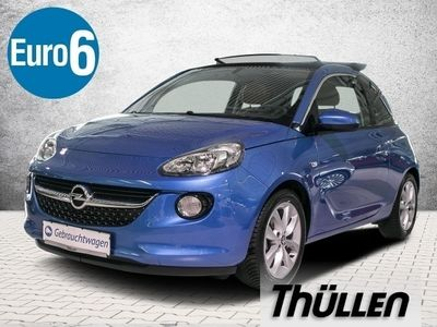 gebraucht Opel Adam OPEN AIR 1,4 - 64KW