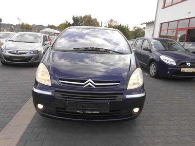 gebraucht Citroën Xsara Picasso 1.6 HDi FAP Exclusive, 2 Hand KLIMATRONIK . EURO 4