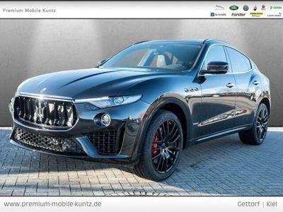 gebraucht Maserati GranSport Levante S Q4 MY19Fahrassp. 1100€ Lea