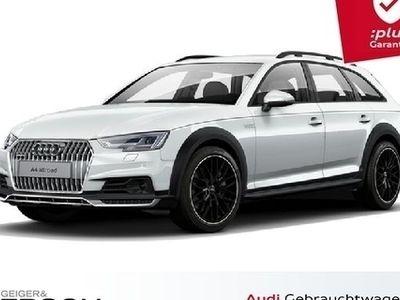 gebraucht Audi A4 Allroad quattro 3.0 TDI *Umweltprämie*EU6+LED+B&O+MMI