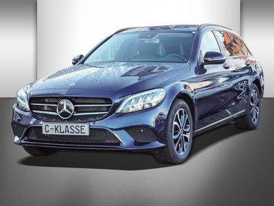 gebraucht Mercedes C200 T-Modell AVANTGARDE Kamera AHK Navi LED