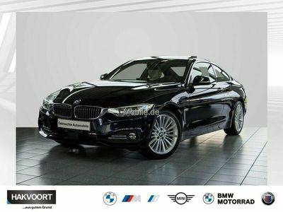 gebraucht BMW 435 d xDrive Coupe Luxury AHK Innovationsp. Aut.