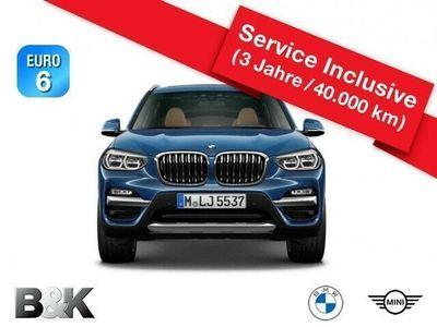 gebraucht BMW X3 xDrive 30dA StHzg, AHK, Panor, Leas.o.Anz.488, -