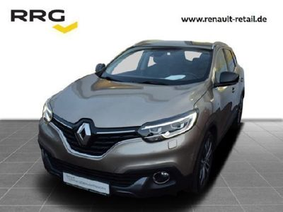 gebraucht Renault Kadjar 1.5 DCI 110 BOSE EDITION AUTOMATIK