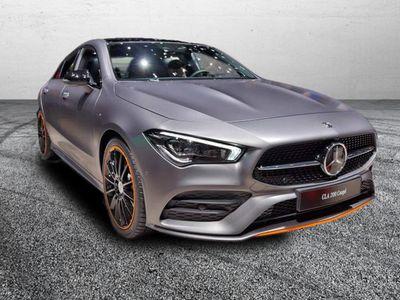 gebraucht Mercedes CLA200 AMG/LED/ALU/NAVI/KAMERA 1.3 (1...