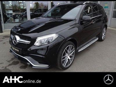 gebraucht Mercedes GLE63 AMG AMG 4M COMAND+LED+SITZKLIMA+SPUR-P.+AHK..