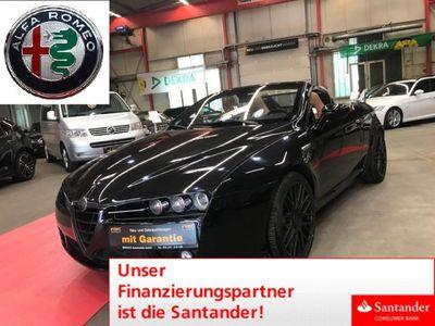 gebraucht Alfa Romeo Spider 2.4 JTD 20V Spider-Autom.-Leder-Xenon-HU/Insp.NEU