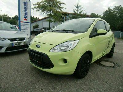 gebraucht Ford Ka Champions Edition/Klima/Sitzheiz/org 52197 km