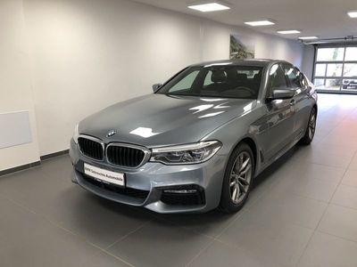 gebraucht BMW 530 d xDrive Lim M Sportpaket Gestiksteuerung