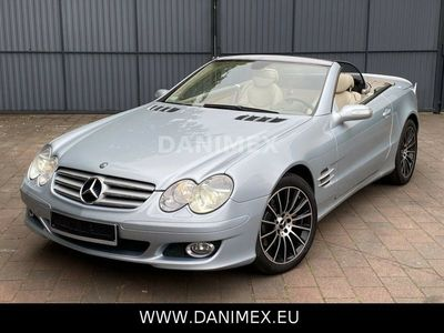 gebraucht Mercedes SL550 Cabrio 7G