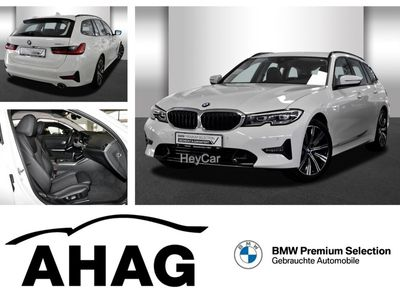 gebraucht BMW 318 d Sport Line 18 338Euro Leasing