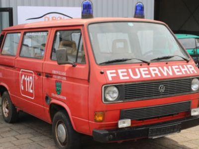verkauft vw t3 bus freiwillige feuerwe gebraucht 1987 km in burscheid. Black Bedroom Furniture Sets. Home Design Ideas