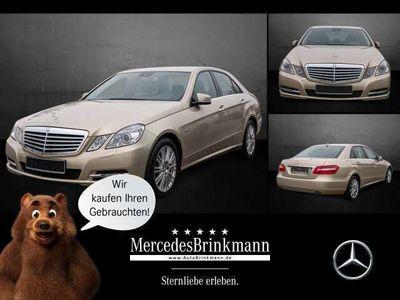 gebraucht Mercedes E350 CDI 4M ILS/COMAND/KAMERA/AIRMATIC/KEYLESS Elegance