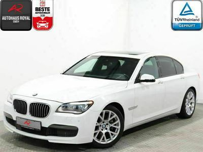 gebraucht BMW 740 d M SPORT MEMORY,HEAD-UP,SOFT-CLOSE,ACC,LED