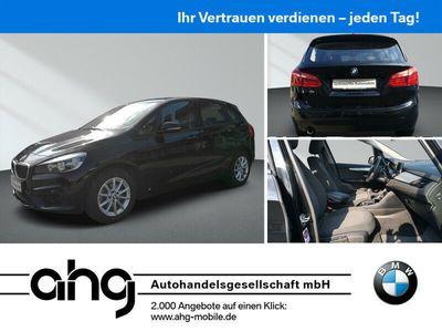 gebraucht BMW 216 Active Tourer Perf. Contr. Armauflage