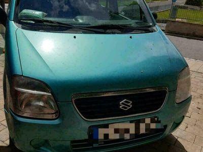 gebraucht Suzuki Wagon R