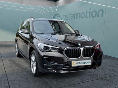 gebraucht BMW X1 X1xDrive 25d Sport Line 439-/0Anz. ParkAss GRA AHK HUD DAB