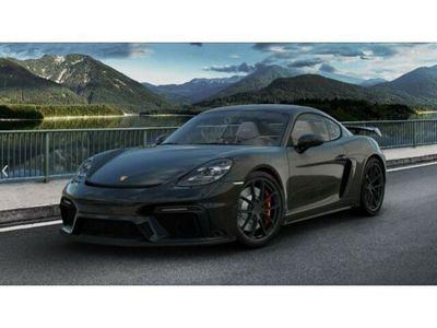 gebraucht Porsche Cayman GT4 CLUBSPORT NEW MODELL CARBON FULL!