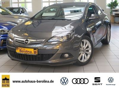 gebraucht Opel Astra GTC Astra J1.4 Turbo AUTOMATIK *NAVI*SHZ*