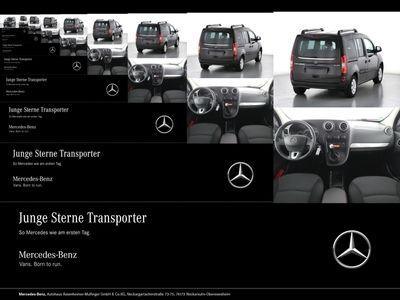 gebraucht Mercedes Citan 111 Tourer **Edition/Klima/Tempomat/Sitzhz