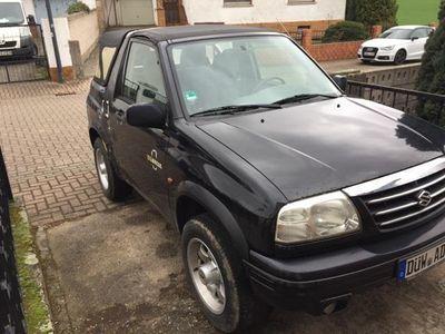 gebraucht Suzuki Grand Vitara Cabrio