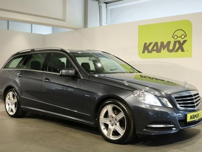 used Mercedes E300 CDI 7G-Tronic +Navi Comand +GSHD +Leder +SHZ