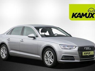 gebraucht Audi A4 2.0 TFSI S-Tronic design ultra Limo+LED+Navi