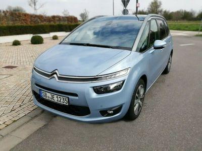 gebraucht Citroën Grand C4 Picasso Blue TEC EUR 6 Diesel