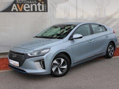 gebraucht Hyundai Ioniq 1,6 GDI Hybrid Style*Navi*DSG*Xenon*SHZ*