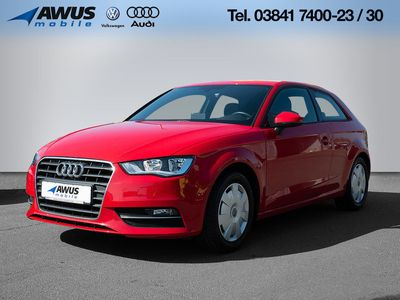 gebraucht Audi A3 Ambition 1.4 TFSI KLIMAAUTOMATIK EURO6