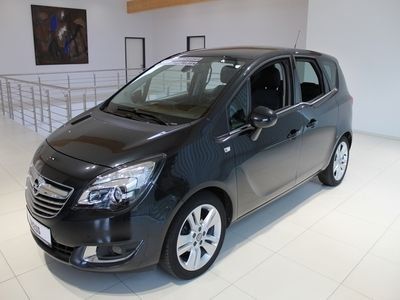 gebraucht Opel Meriva 1.4 Innovation Panoramadach,KlimaAuto,LHZ