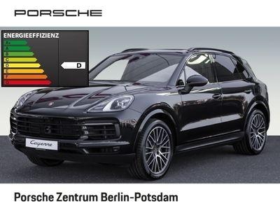 gebraucht Porsche Cayenne 3.0 BOSE LED PDLS Luftfederung 21-Zoll