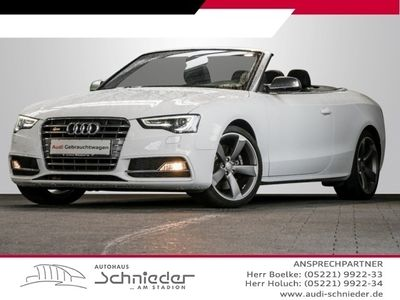 gebraucht Audi S5 Cabriolet 3.0 TFSI quattro (Euro 6) Bluetooth