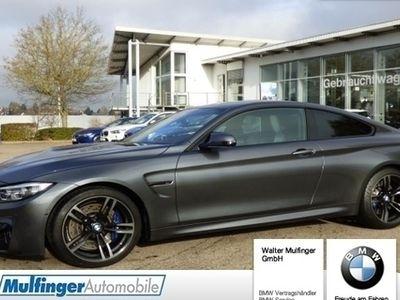 gebraucht BMW M4 Competition DKG AdLED DrvAs.HUD KomfZ.SurView