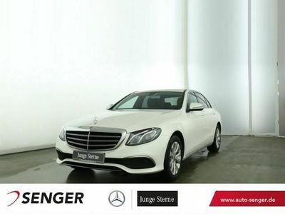 gebraucht Mercedes E200 Exclusive+LED+Kamera+Navi+PDC