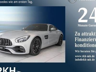 gebraucht Mercedes AMG GT Matt Perf Sitz AGA