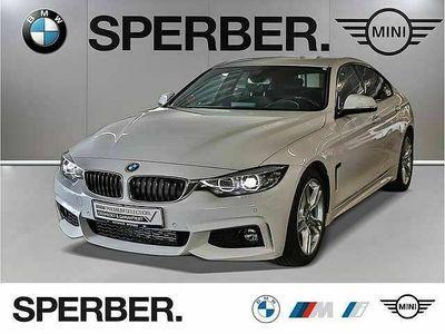 gebraucht BMW 430 d M Sport LED Navi Keyless e-Sitze Rückfahrkam. Fe