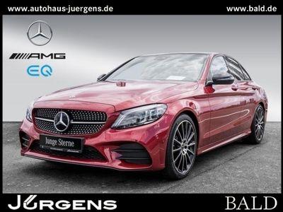 gebraucht Mercedes C400 4M AMG-Sport/Comand/ILS/Pano/ABC/Cam/19'