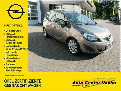 gebraucht Opel Meriva Meriva1.4 Dynamisches Kurvenlicht, Sitzheizung
