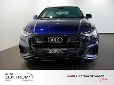 gebraucht Audi Q8 50 TDI quattro tiptronic S line HD Matrix