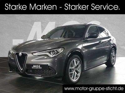 gebraucht Alfa Romeo Stelvio 2.2 Diesel Q4 LUSSO Ti #ASSISTENZ #HARMAN, Neuwagen, bei MGS Motor Gruppe Sticht GmbH & Co. KG
