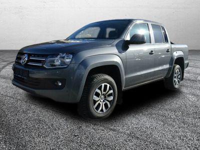 gebraucht VW Amarok Trendline DoubleCab 4MotionNavi/SHZ/AHK