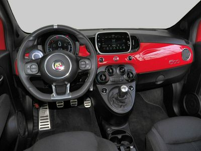 gebraucht Abarth 595C 595C595 Apple-Car Play - Android Auto