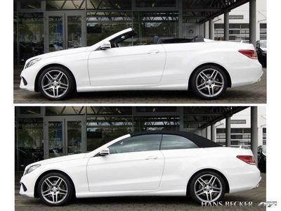 gebraucht Mercedes E320 CABRIOLET AIRSCARF