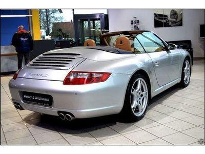 gebraucht Porsche 911 Carrera S Cabriolet Sport Chrono Plus 3. J. Garant