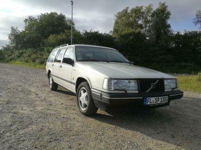 gebraucht Volvo 740 Turbo