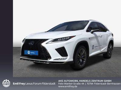 gebraucht Lexus RX450h 450h (hybrid) F Sport