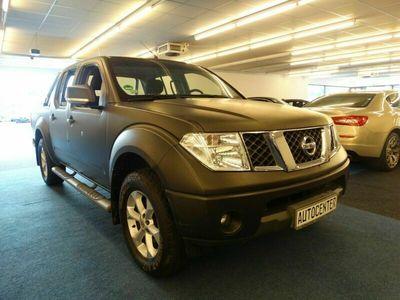 gebraucht Nissan Navara Pick-up Double Cab SE 4X4