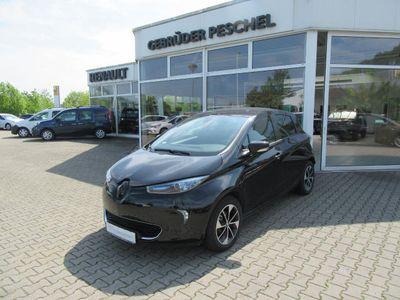 gebraucht Renault Zoe Intens ZE40 (ohne Batterie) Navi Kamera DAB Alu