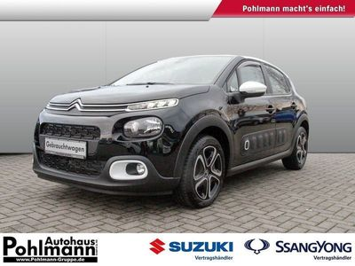 gebraucht Citroën C3 Pure Tech 110 6-GANG AT KLIMA/SHZ/BLUETOOTH